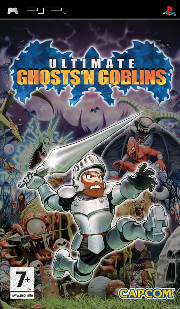 Ultimate_Ghosts´n_Goblins