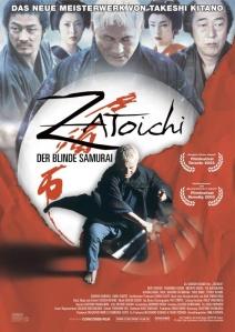 Takeshi Kitano Zatoichi Der Blinde Samurai