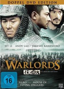 The Warlords International Cut