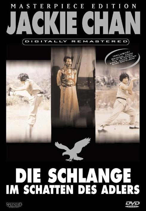 Die Schlange im Schatten des Adlers DVD Cover