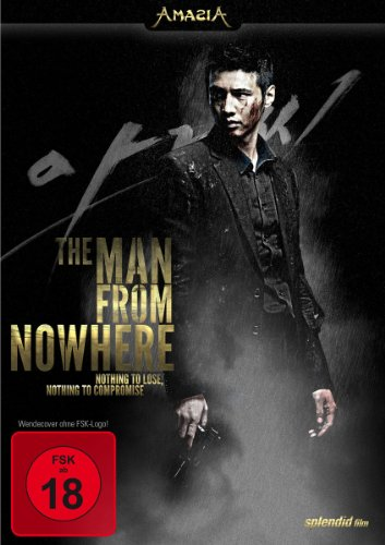 The Man from Nowhere Amasia DVD Cover