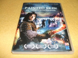 [Subculture works.] Painted Skin DVD (PAL)