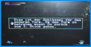 [Subculture works.] Vampire Hunter D Gästezimmer Sonnenturmschlüssel