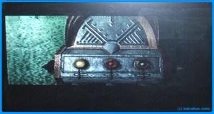[Subculture works.] Vampire Hunter D Kontrollpult Aufzugskontrollraum