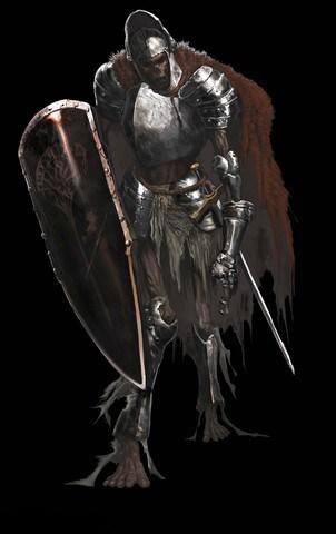 [From Software] Dark Souls Elite Undead Guard