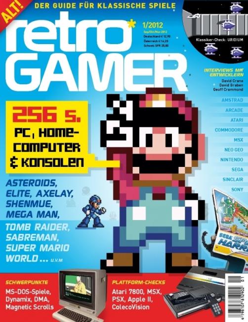 retro Gamer 1 2012