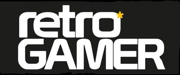 retro Gamer Logo
