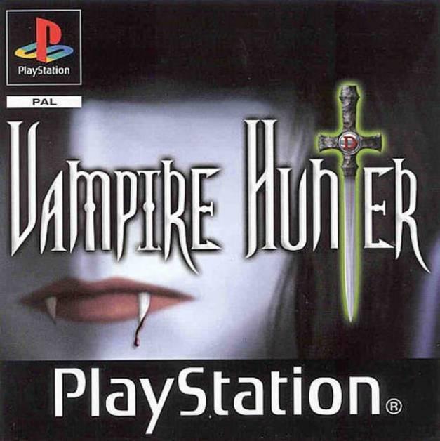 Vampire Hunter D PAL Cover