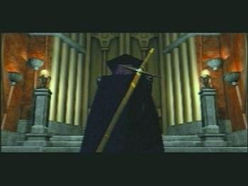 [JVC] Vampire Hunter D PlayStation D Screen