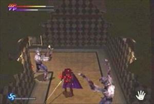 [JVC] Vampire Hunter D PlayStation Screen 1