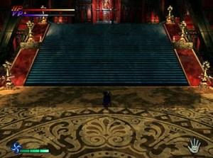 [JVC] Vampire Hunter D PlayStation Screen