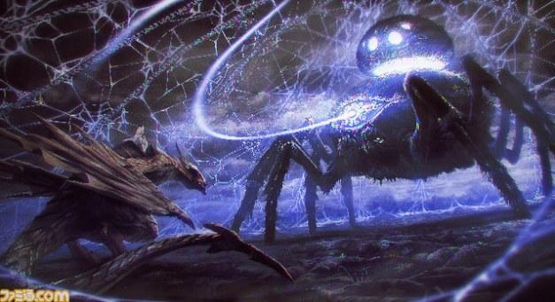 [Famitsu] Drag-On Dragoon 3 Gameplay 4