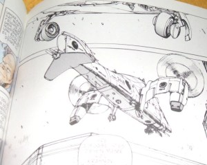 [Subculture works.] Ghost in the Shell Bd. 2 Tilt Rotor Helikopter