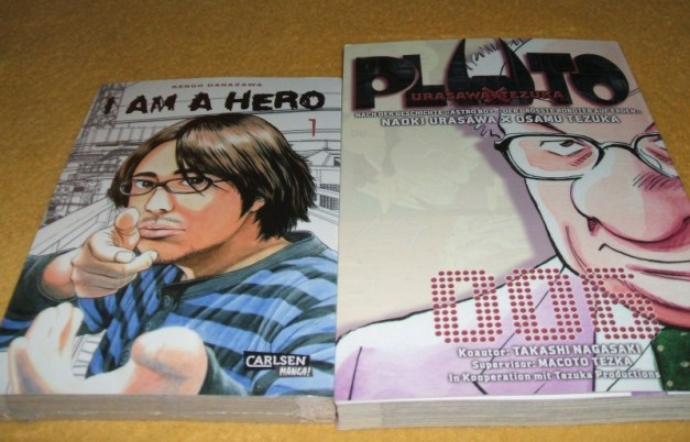 [Subculture works.] I am a Hero Bd. 1 - Pluto Bd. 6