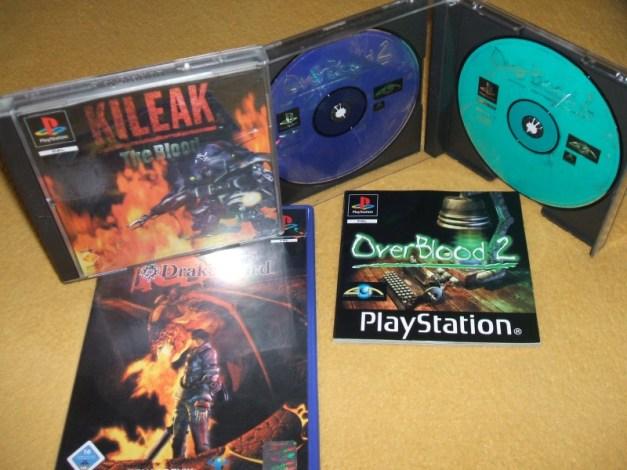 [Subculture works.] Kileak the Blood - OverBlood 2 - Drakengard