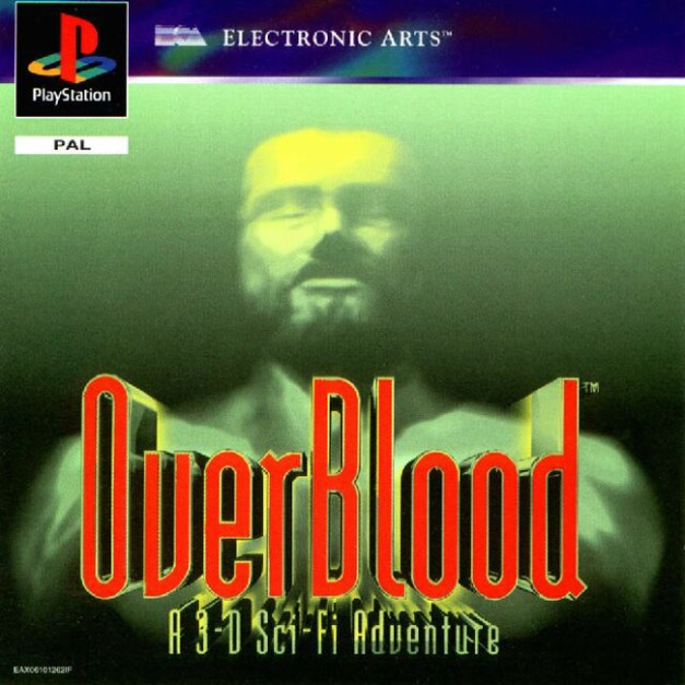 [Subculture works.] OverBlood PAL Cover