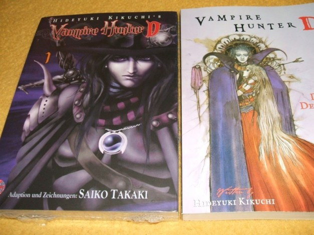 [Subculture works.] Vampire Hunter D Manga - Vampire Hunter D Novelle Bd. 3