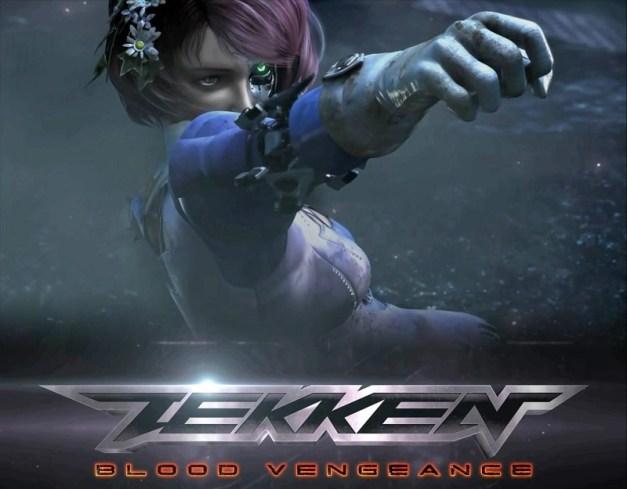 [Digital Frontier Bandai Entertainment] TEKKEN Blood Vengeance