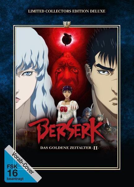 [Universum Anime] Berserk Das Goldene Zeitalter -II- DVD Cover