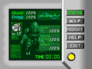 [Genki] Kileak the Blood Status Bildschirm
