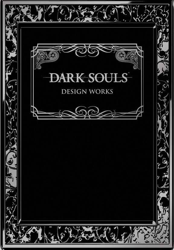 [UDON Entertainment] DARK SOULS Design Works Cover