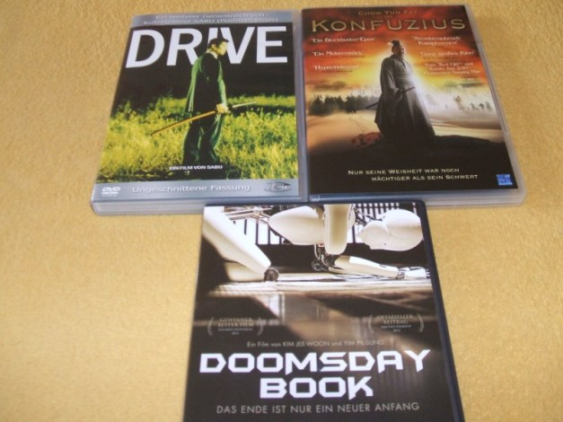[Subculture works.] Drive - Konfuzius - Doomsday Book