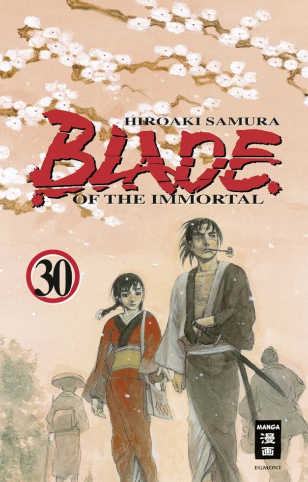 [Egmont Manga] Blade of the Immortal 30