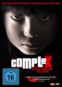 [KOCH MEDIA] The Complex DVD Cover