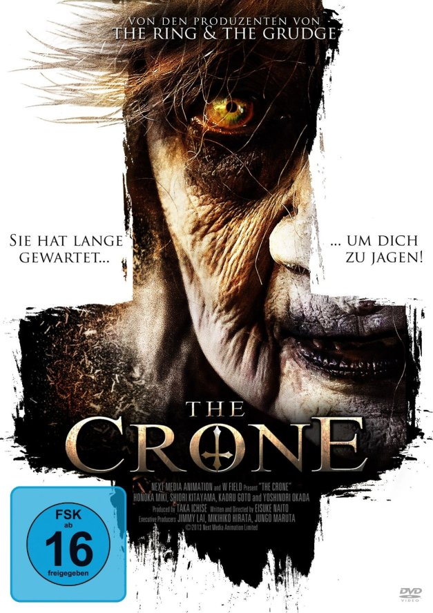 [Lighthouse Home Entertainment] The Crone DVD Cover