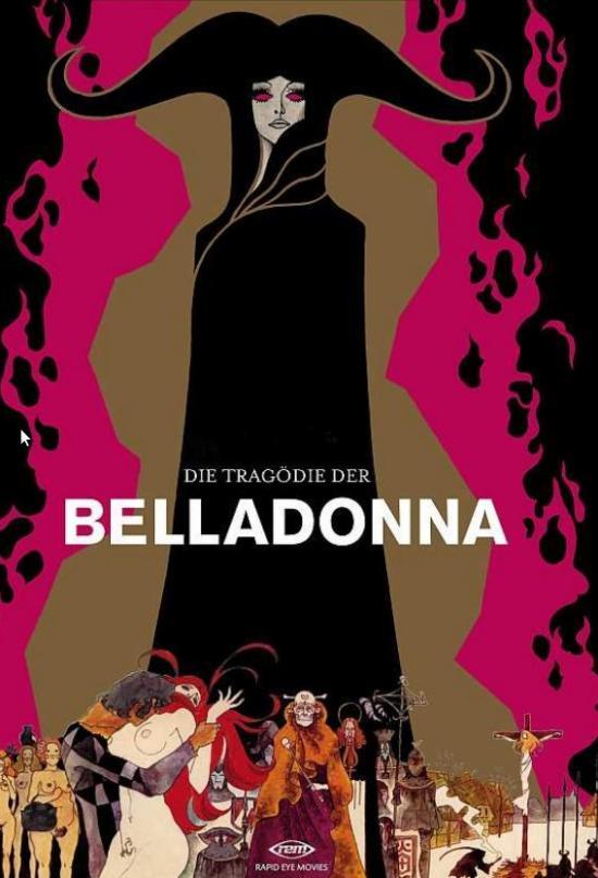 [rem] Die Tragödie der Belladonna