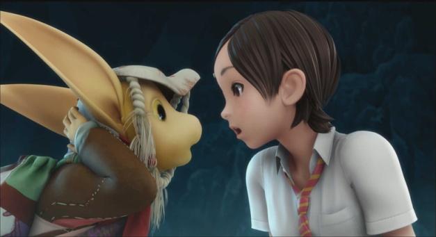 [Shinsuke Sato] Haruka und der Zauberspiegel