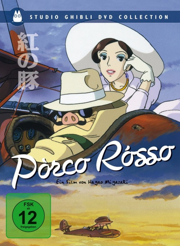 [Studio Ghibli DVD Collection] Porco Rosso