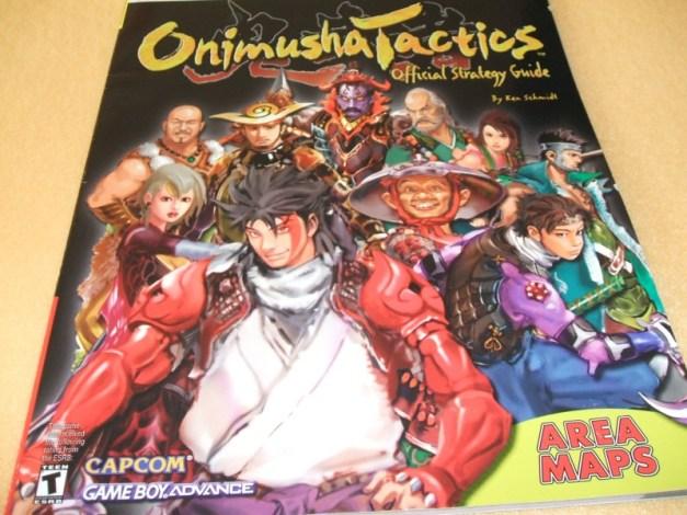 [Subculture works.] Onimusha Tactics