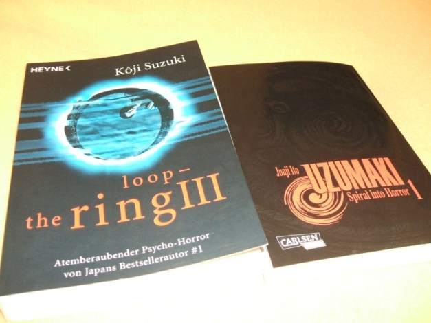 [Subculture works.] the ring III loop - Uzumaki 1