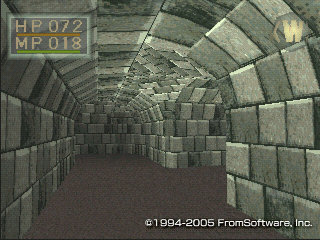 [From Software] King's Field II Dungeon