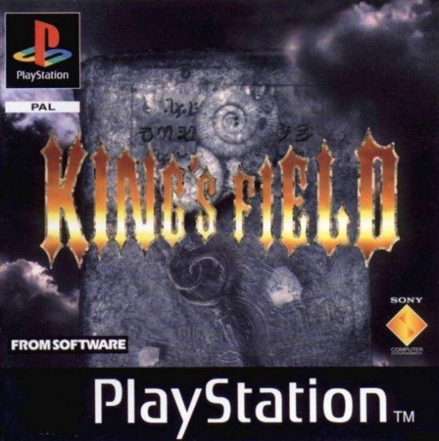 [From Software] King's Field II PAL