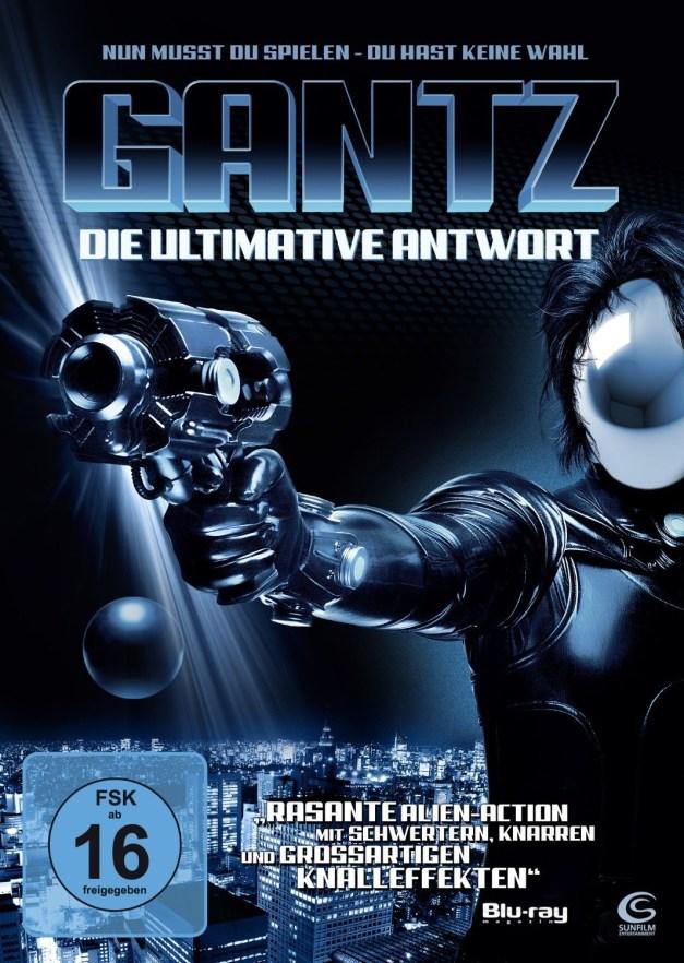 Gantz Die ultimative Antwort