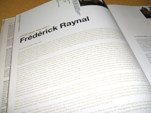 [Subculture works.] 1000 game heroes Frederick Raynal