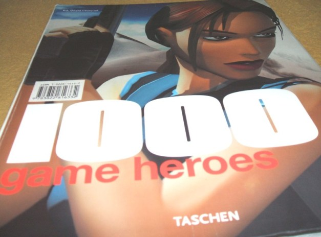 [Taschen] 1000 game heroes
