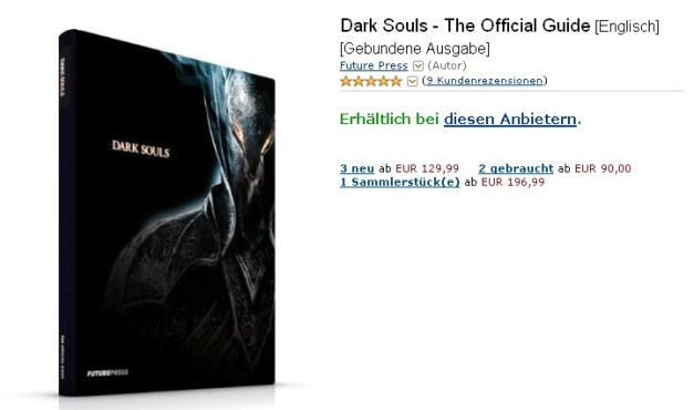 Dark Souls The Official Guide