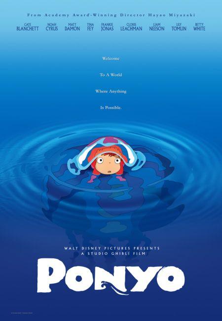 [Studio Ghibli] Ponyo