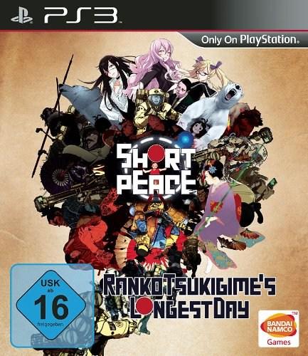 [BANDAI NAMCO GAMES] Short Peace Ranko Tsukigime's Longest Day