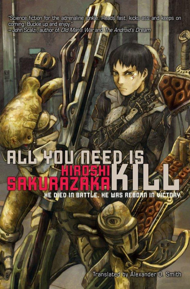 [Hiroshi Sakurazaka] All You Need Is Kill