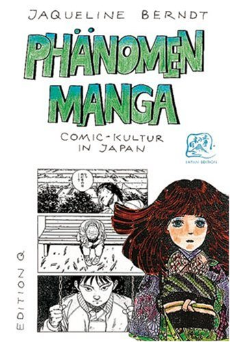 [Jaqueline Berndt] Phänomen Manga