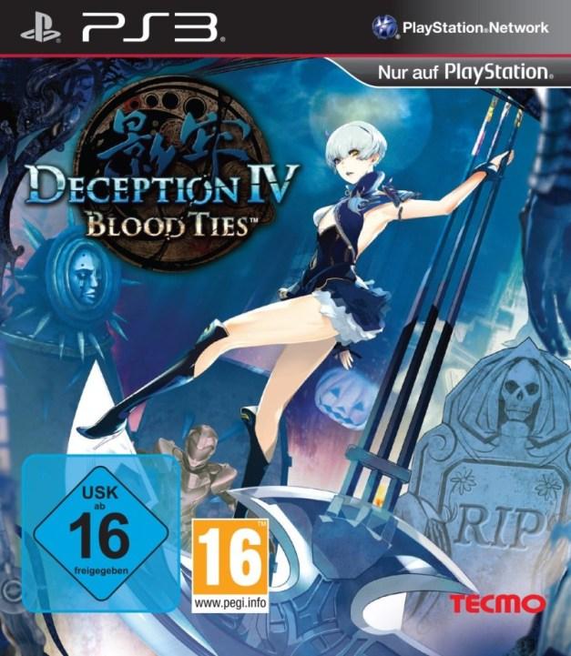 [TECMO] Deception IV Blood Ties