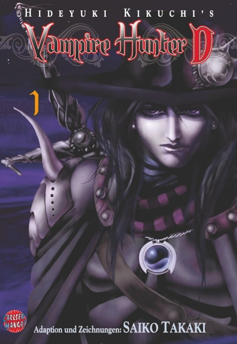 [Carlsen Manga] Vampire Hunter D 1