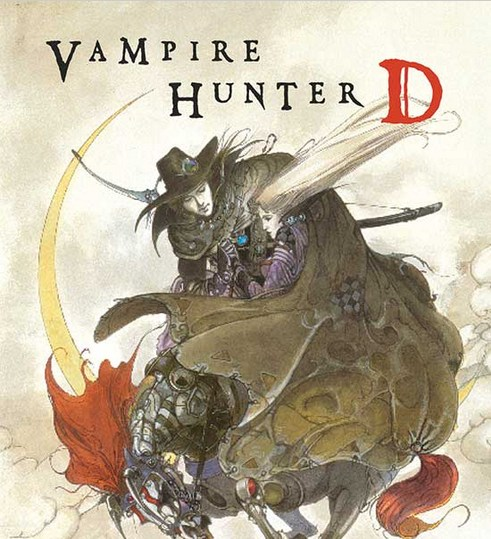 [Hideyuki Kikuchi] Vampire Hunter D Novel 1