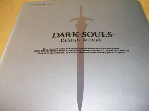 [Subculture works.] Dark Souls Design Works Backcover