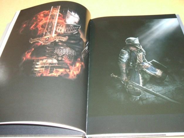 [Subculture works.] Dark Souls Design Works Concept Art 1