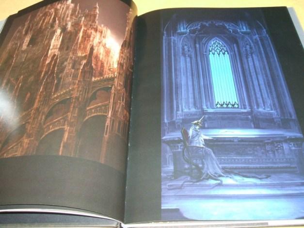 [Subculture works.] Dark Souls Design Works Concept Art 2